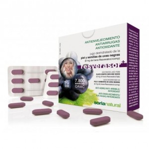 RESVERASOR PLUS 800 MG 28...