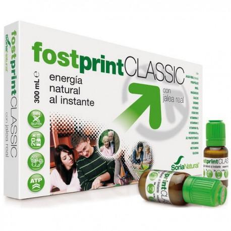 FOST PRINT CLASSIC 20 AMPOLLAS - SORIA NATURAL