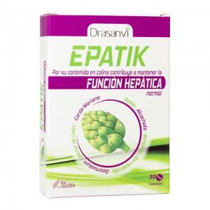 EPATIK DETOX 30 COMPRIMIDOS...