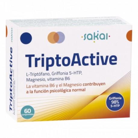 TRIPTOACTIVE 60 COMPRIMIDOS SAKAI