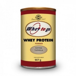 PROTEINA WHEY TO GO 907 GR...