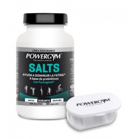 SALTS 30 CÁPSULAS POWERGYM