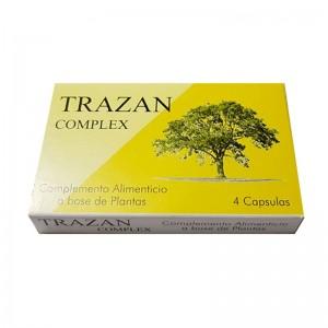 TRAZAN COMPLEX 4 CÁPSULAS