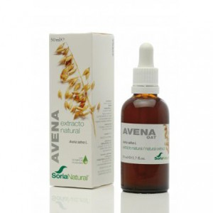 EXTRACTO AVENA 50 ML SORIA...