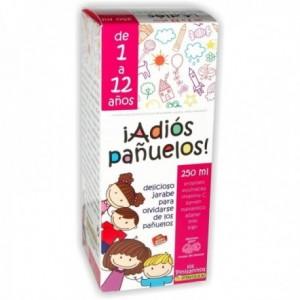ADIÓS PAÑUELOS JARABE 250...