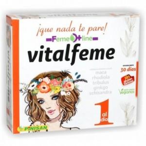 VITALFEME 30 CÁPSULAS PINISAN