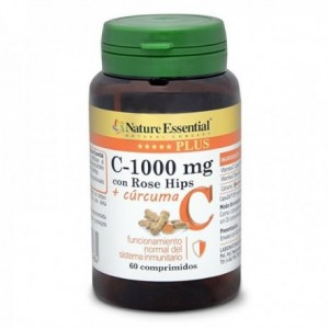 VITAMINA C 1000 MG. ROSE...