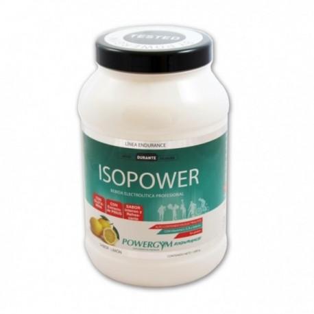 ISOPOWER 1.600 GR. LIMÓN POWERGYM