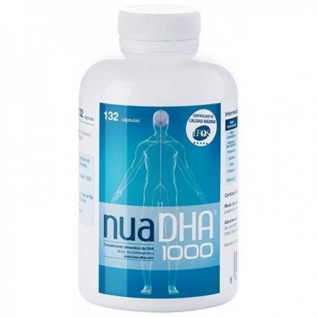 Nua DHA 1000 132 Perlas Laboratorio Nua