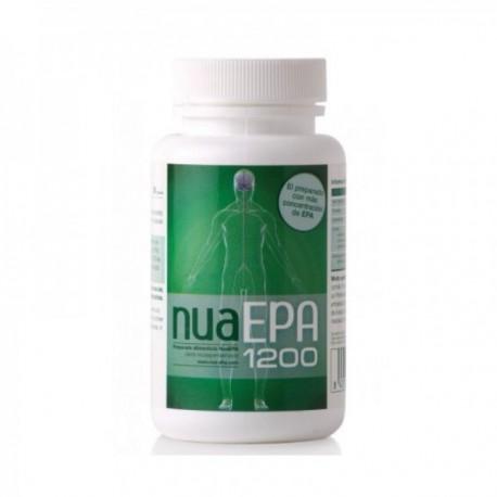 Nua EPA 1200 90 Perlas Laboratorio Nua