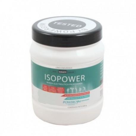 ISOPOWER 600 GR. LIMÓN POWERGYM
