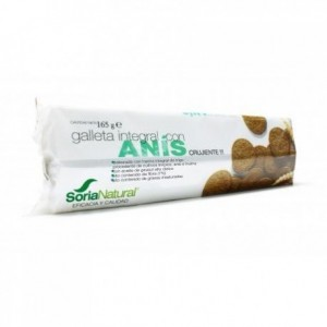 GALLETA INTEGRAL ANIS 165...